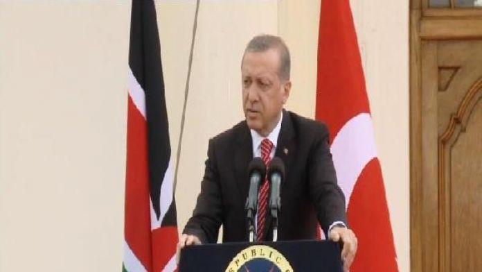 Cumhurbaşkanı Erdoğan: (Sözde 'soykırım' kararı): Almanya - Türkiye ilişkilerini ciddi manada etkileyecek bir karar