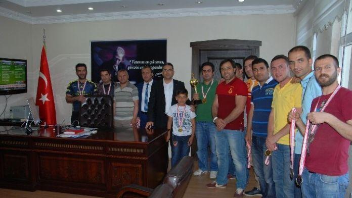 Kaymakamlık Kupası Turnuvasının Galibi Real Kocaköy