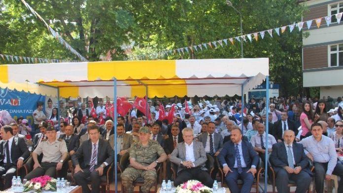 Çankırı'da Eğitim Bilim Festivali Düzenlendi
