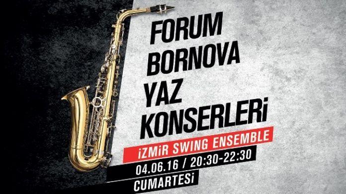 Forum Bornova'da Yaz Gecesi