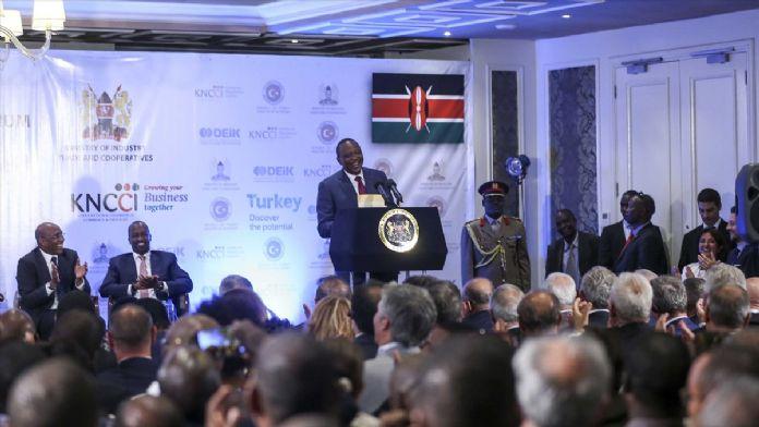 Türkiye-Kenya İş Forumu