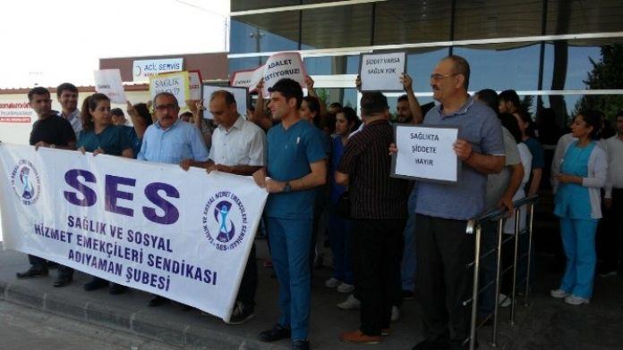 SES'ten, Sağlık Çalışanlarının Darp Edilmesine Tepki