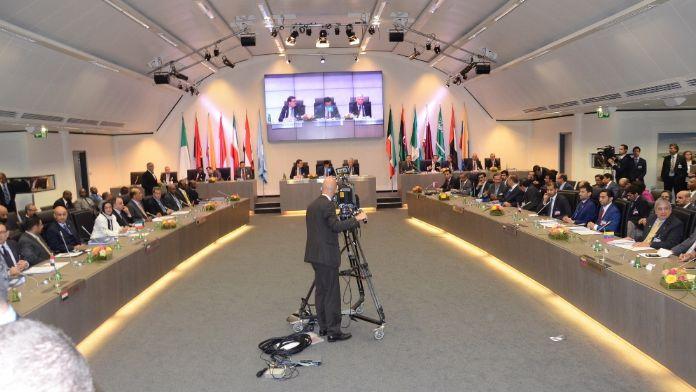 OPEC Toplantısı başladı