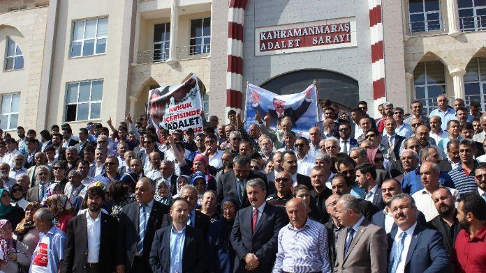 Muhsin Yazıcıoğlu davasında 9. duruşma sona erdi