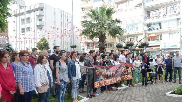 Gezi Parkının Külleri Sinop'ta Yeniden mi Alevleniyor?