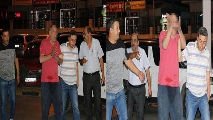 'Türk Carlos' Lakaplı Ünlü Hırsız Nazilli'de Yakalandı