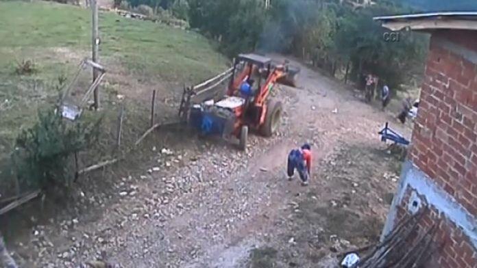 Aile Kavgasına İş Makinesiyle Daldı 10 Bin Lira Para Cezası Aldı