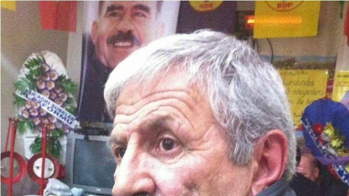 Eski DBP İl Başkanı tutuklandı