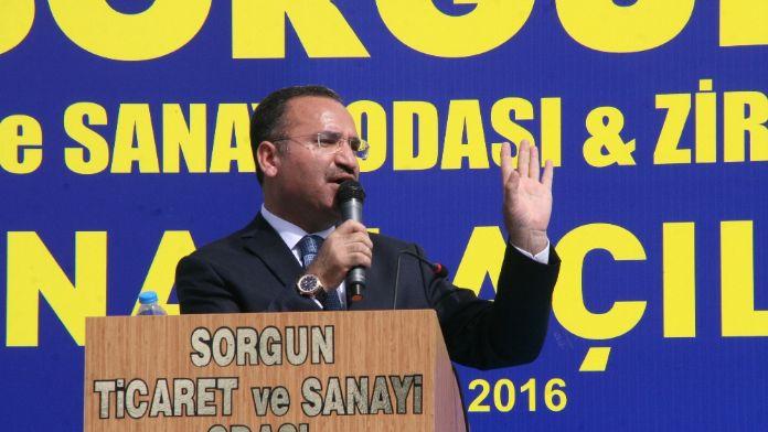 Bakan Bozdağ'dan terörle mücadele vurgusu