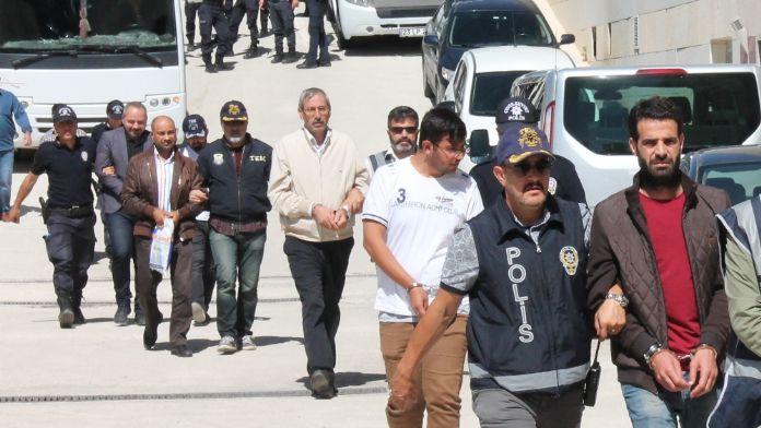PKK/KCK operasyonunda 6 tutuklama