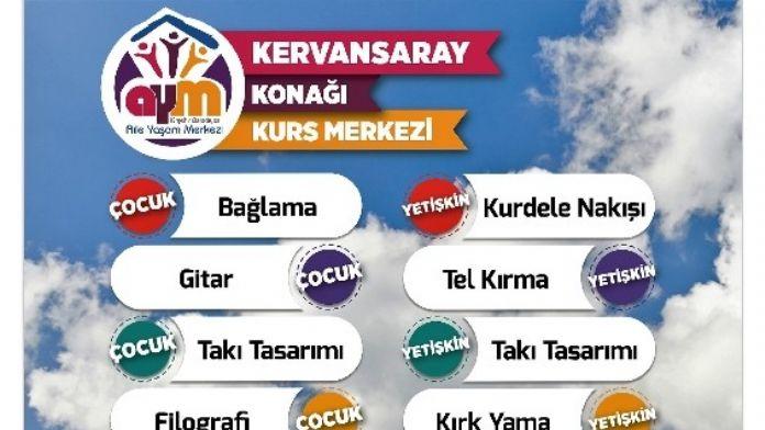 Kırşehir'de Yaz Kursları Başladı