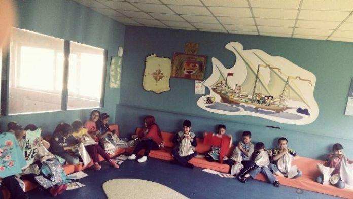 Kavram'dan TEGV'li Çocuklara Kardeşlik Eli