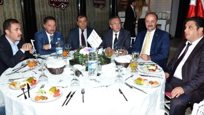 Pursaklar'ın Mimari Projelerine Ödül Verildi