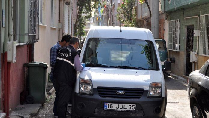 Bursa'da Vahşet İşlendi