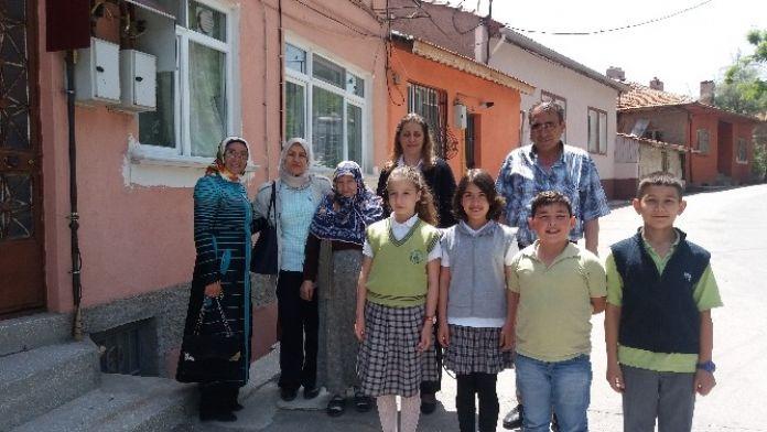 Yaşlı Ve Engellilere Ziyaret