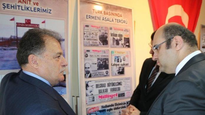 Başkan Orhan, Alman Federal Meclisi'nin Kararını Kınadı