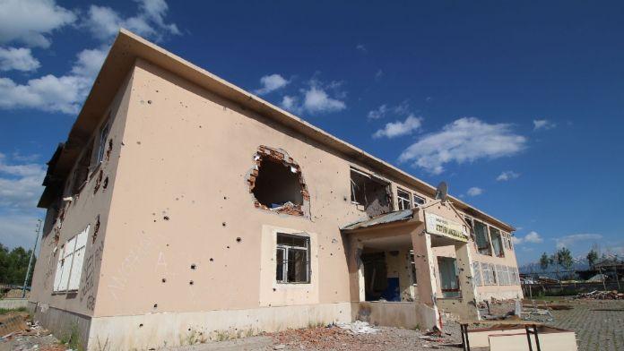 Yüksekova'da okullar 6 Haziran'da açılıyor