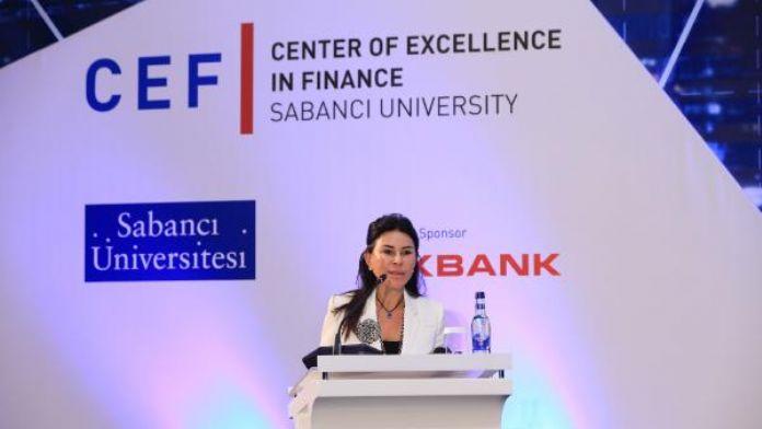 Suzan Sabancı Dinçer : Türkiye'ye ekonomik değer yaratmaya gayret ediyoruz