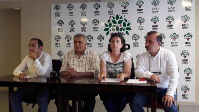 HDP'ye Miting İzni Çıkmadı