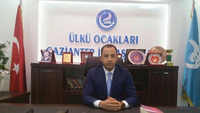 (Düzeltme) Müstakil Sanayici Ve İş Adamları Derneği Gaziantep Şube Başkanı Mehmet Çelenk: