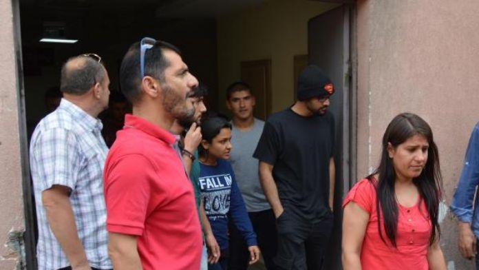 Ve O Göçmenler Kayseri'ye Getirildi