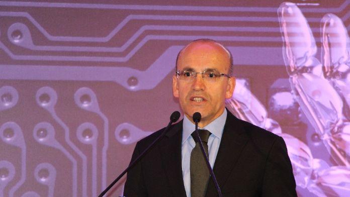 Mehmet Şimşek'ten 'enflasyon' değerlendirmesi