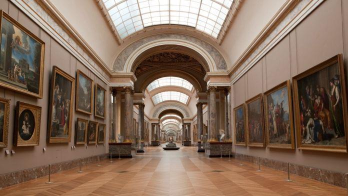 Seine Nehri Louvre Müzesi'ni basabilir