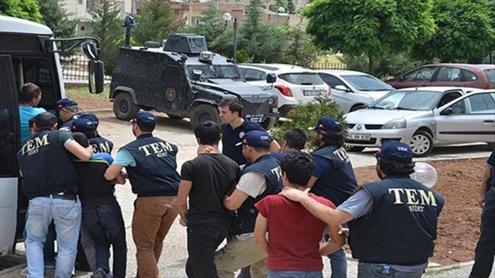 Şanlıurfa'da PKK Operasyonu Yapıldı