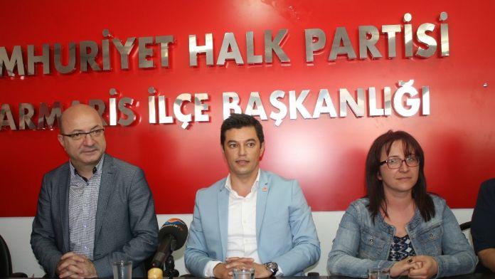 CHP'li Cihaner'e partilisinden 'HDP' eleştirisi