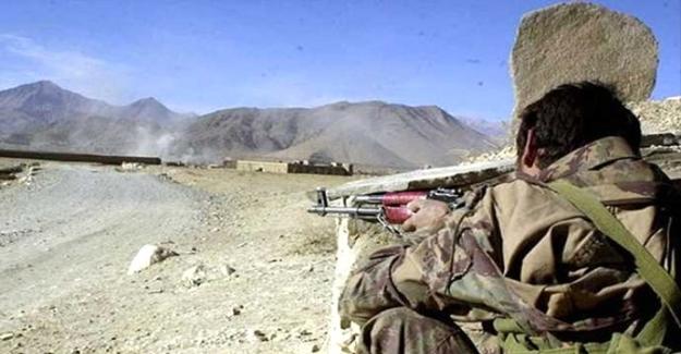 Afganistan Taliban'a Karşı Operasyon Düzenledi