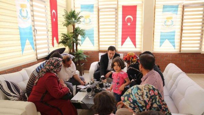 Haziran Ayı Halk Günü Toplantısında Vatandaşlar Taleplerini İletti
