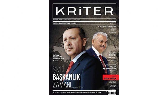 Kriter dergisinin ikinci sayısı yayımlandı