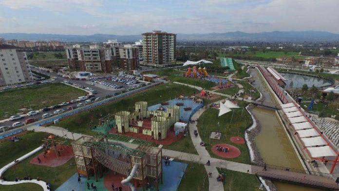 81 İlden Çocuklar Atatürk Kentparkı'nda Buluşuyor