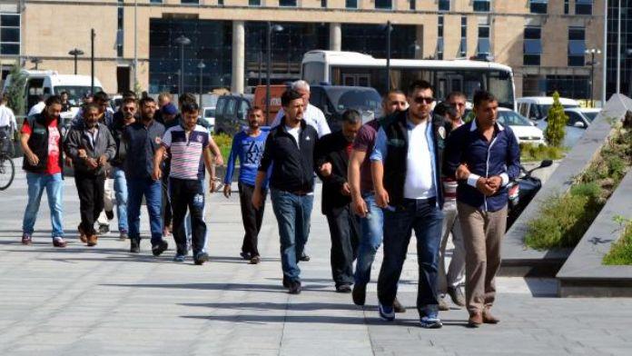 Kayseri'de uyuşturucu operasyonunda 10 tutuklama