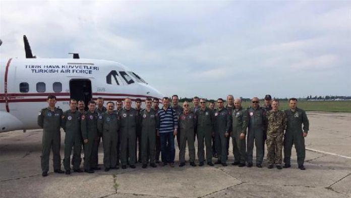 Bosna Herkes üzerinde gözlem uçuşu