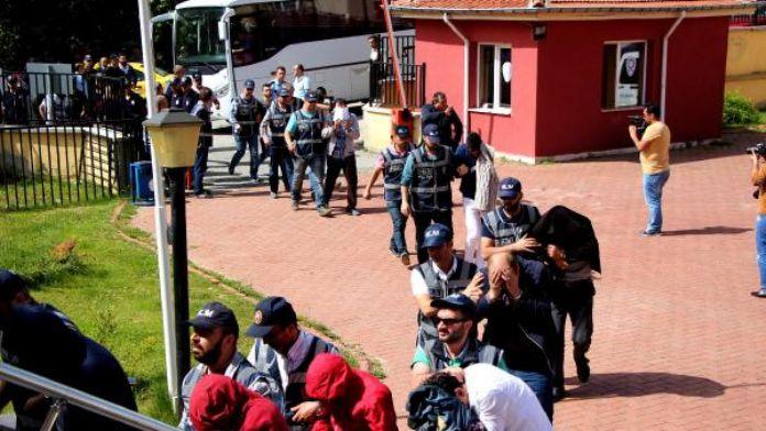 Bolu'da uyuşturucu operasyonunda tutuklu sayısı 14'e çıktı