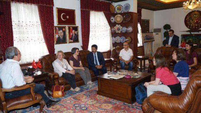 İtalyan bilim adamları: Yeraltı şehri Nevşehir'e yeni bir yüz kazandıracak
