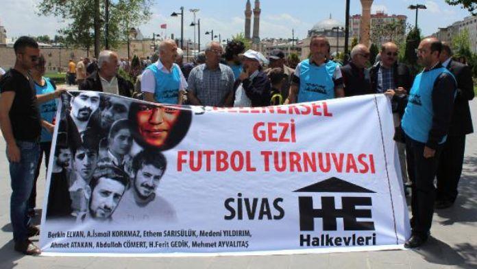 Sivas'ta 'Gezi Olayları' açıklaması