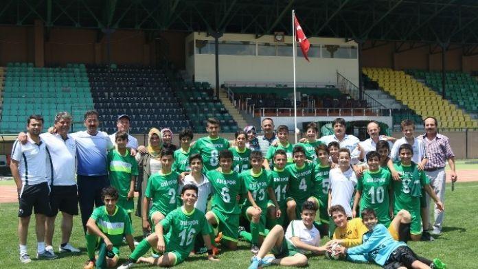 Antalya DSİ Spor Bir Üst Tura Çıktı