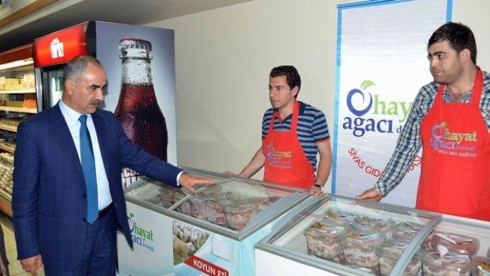 Sivas Belediyesi Ramazan Ayına Hazır