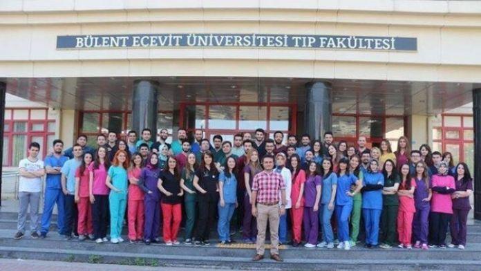 BEÜ Tıp Fakültesi'nden Bu Sene 78 Doktor Adayı Mezun Olacak