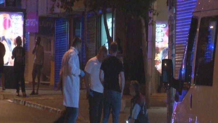 İzmir'de İki SES Bombası Patlatıldı
