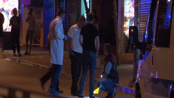 İzmir'de Korku Ve Panik Yaşandı