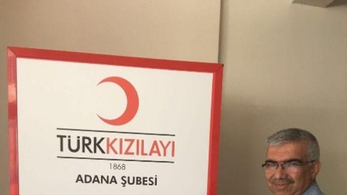 Kızılay Adana'ya Tüm Hızıyla Yardım Yapmaya Devam Edecek