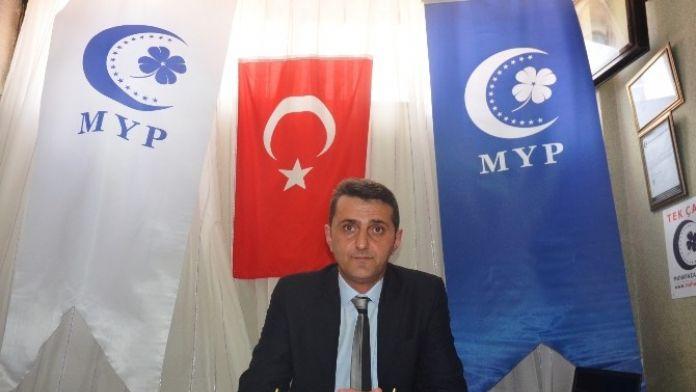 Muhafazakar Yükseliş Partisi Malatya'da Açıldı