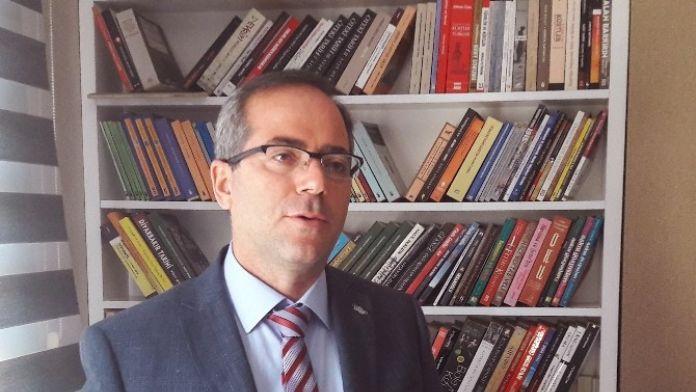ASKON Diyarbakır Şube Başkanı Altaç'tan Almanya'ya Tepki