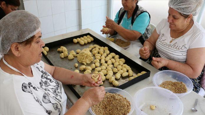 'Kerebiç' ramazan sofralarına hazır