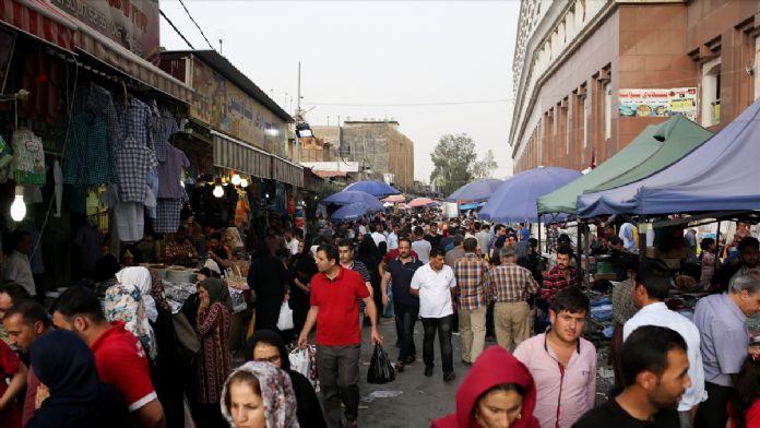 Erbil'de ramazan ayı heyecanı