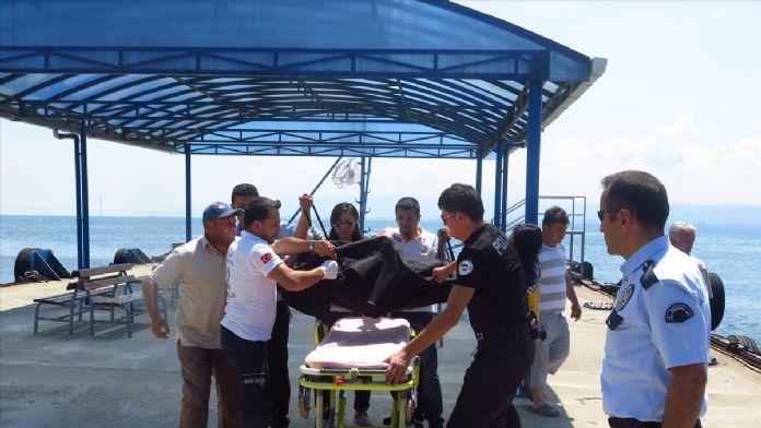 Kocaeli'de denizde kaybolan gencin cesedi bulundu