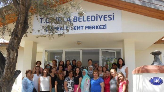 Urlalı Kadınlar Liderlik Eğitimi Alıyor
